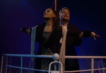 Soundtrack to Titanic with Ariana Grande & James Corden - Hit Channel