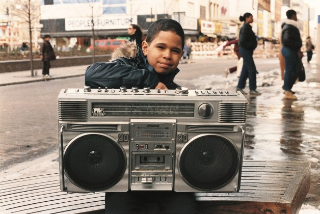 early hip-hop culture - New York