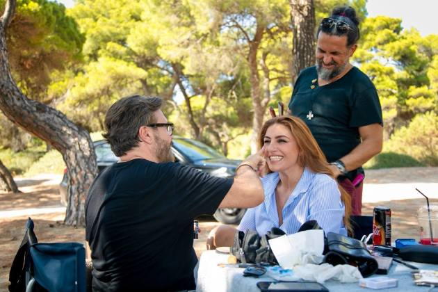 Έλενα Παπαρίζου - Helena Paparizou - Serhat - Totally Disguise - video clip