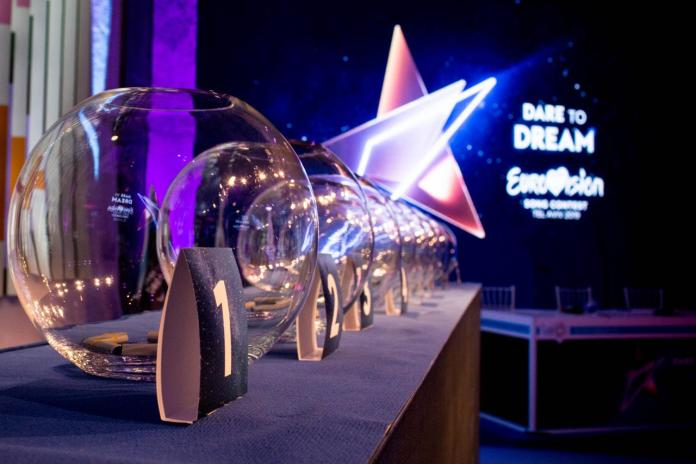 Eurovision Song Contest 2019 - Allocation Draw Semifinals - Hit Channel