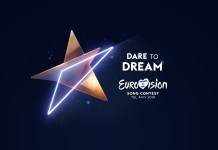 Eurovision Song Contest - Tel Aviv 2019 - theme artwork - Dare to Dream - Hit Channel