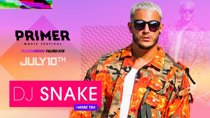 DJ Snake - Primer Music Festival 2019 - Hit Channel