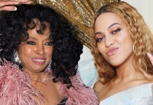 Diana Ross - Beyonce - Page Six