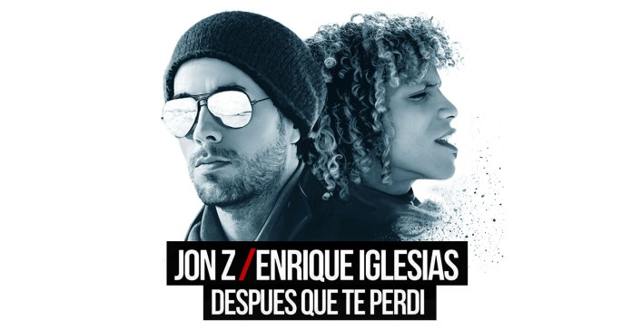 Jon Z & Enrique Iglesias - DESPUES QUE TE PERDI - Hit Channel