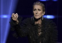 Celine Dion - Theatre at Ace Hotel - Los Angeles - AP (1)