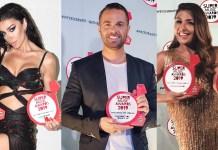 Ελένη Φουρέιρα - Ηλίας Βρεττός - Έλενα Παπαρίζου - Super Music Awards 2019