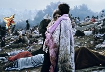 Nick - Bobbi Ercoline - Woodstock 1969