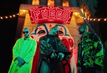 DJ Snake - Sean Paul - Anitta - Fuego ft Tainy - video