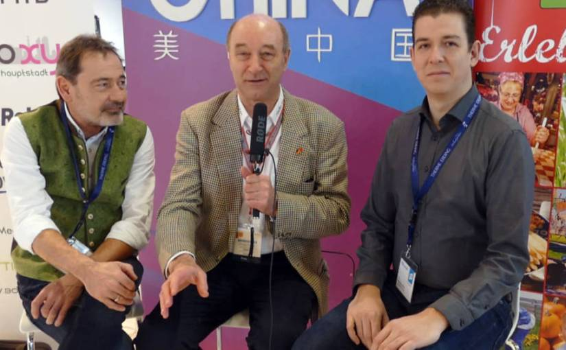 ITB 2018: Interview mit Günter Pech (Stadtmarketing Erding) & Maximilian Maier (Therme Erding) – Bayern
