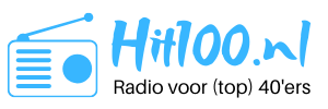Logo for Hit100 - radio