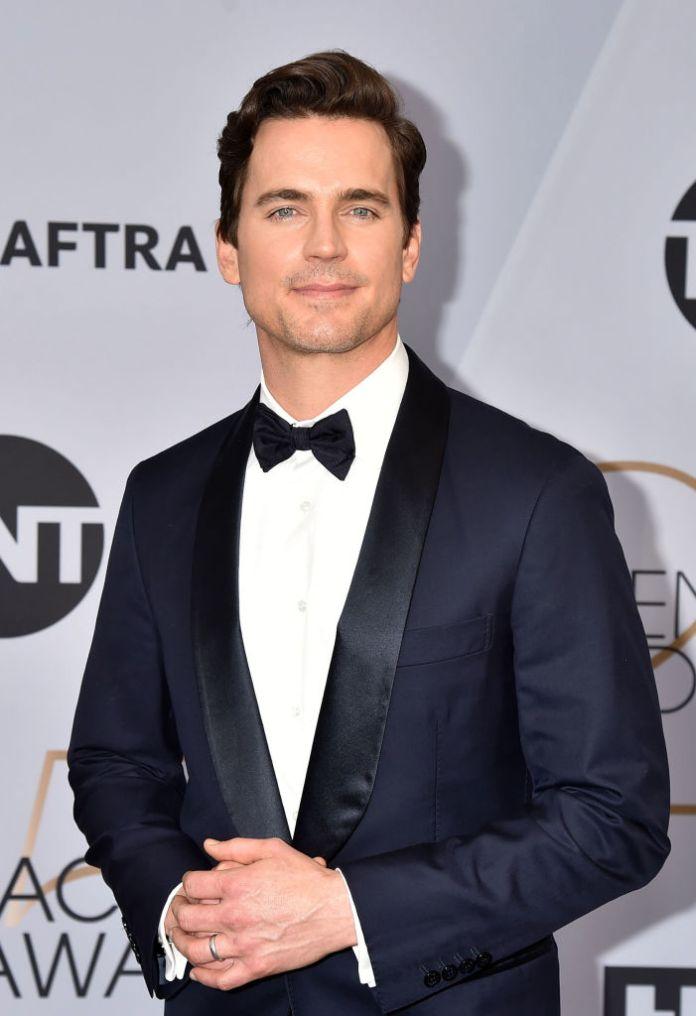 LOS ANGELES, CALIFORNIE - 27 JANVIER: Matt Bomer assiste à la 25e remise annuelle des Screen Actors Guild Awards au Shrine Auditorium le 27 janvier 2019 à Los Angeles, Californie. (Photo de Jeff Kravitz / FilmMagic)