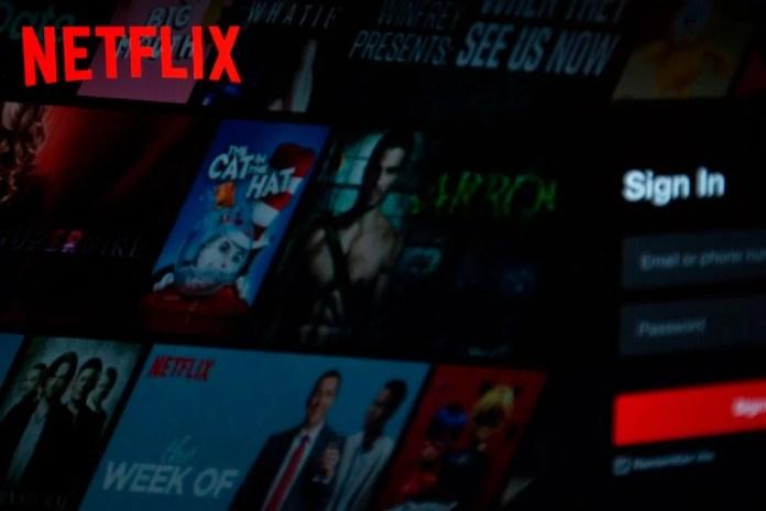 Le logo Netflix est visible sur un ordinateur sur cette illustration photo à Washington, DC, le 10 juillet 2019. (Photo par Alastair Pike / AFP) (Crédit photo doit lire ALASTAIR PIKE / AFP via Getty Images)