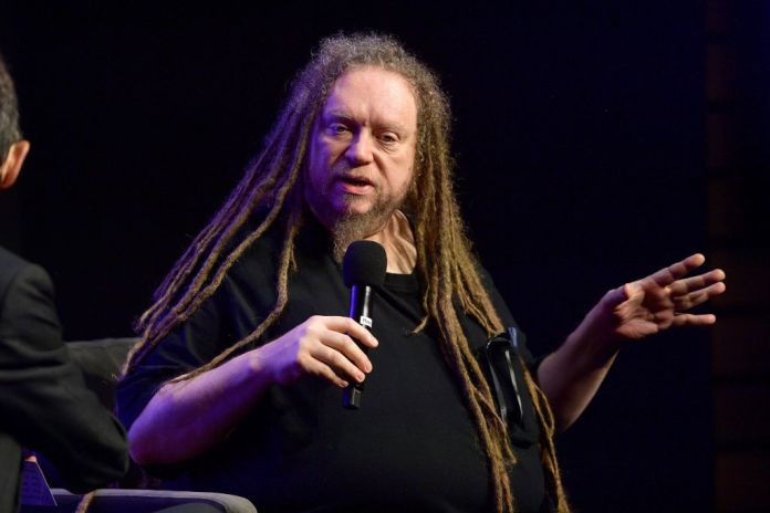 SAN FRANCISCO, CA - 14 OCTOBRE: Jaron Lanier prend la parole au Festival WIRED25: WIRED célèbre son 25e anniversaire - Jour 2 le 14 octobre 2018 à San Francisco, Californie. (Photo par Matt Winkelmeyer / Getty Images pour WIRED25)