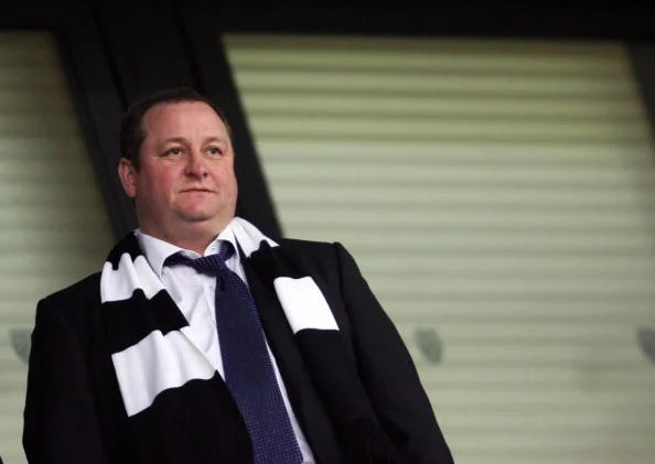 Sports equipment and fashion rank on the rich. How much did Mike Ashley pay for Newcastle United, did he ...