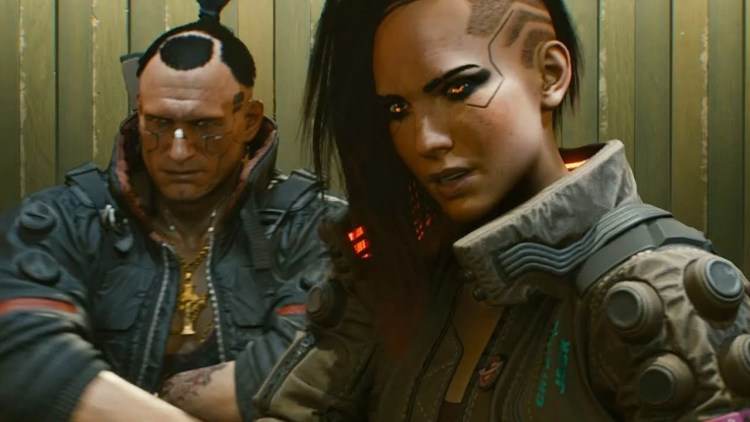 """CD Projekt rates the current stability of Cyberpunk 2077 as """"satisfactory"""""""