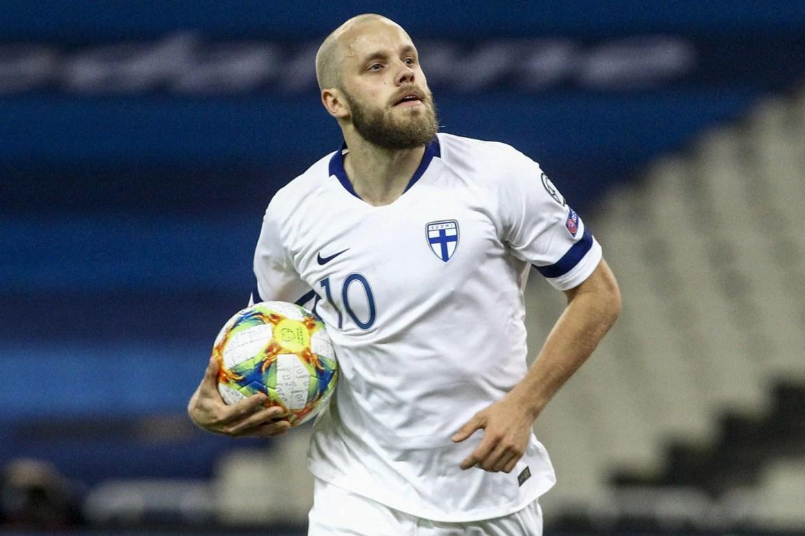 Norwich City ace Teemu Pukki praised for latest Finland display – HITC