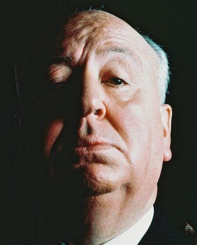 Ritratto di Alfred Hitchcock
