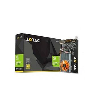 PCI Express Card ZOTAC 2 GB DDR3 GT 710 ZT-71302-20L