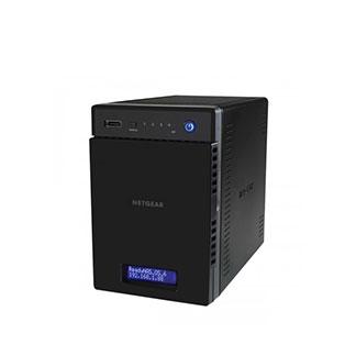 Network Storage Device Netgear Readynas 4-BAY RN21400 1.4GHz Ram 2GB