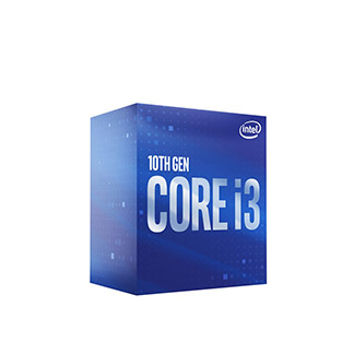 Processor Intel Core i3-10100 3.6GHz 6MB Cache LGA1200 10th Gen