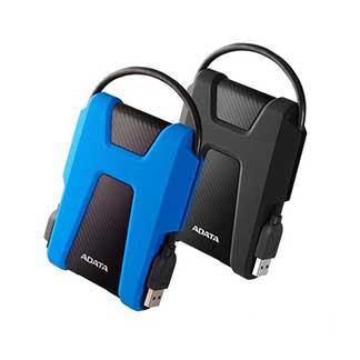 HDD Portable A DATA 1 TB HD680 USB-3.1 Black