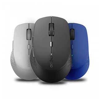 Rapoo M300 Silent Dark Bluetooth & Wireless Mouse