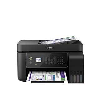 Epson INKJET L5190 Print, Scan, Fax, ADF, WiFi, Lan Printer