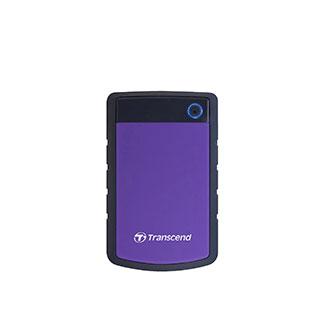 Transcend 4 TB Storejet 25H3P USB 3.0 HDD Portable