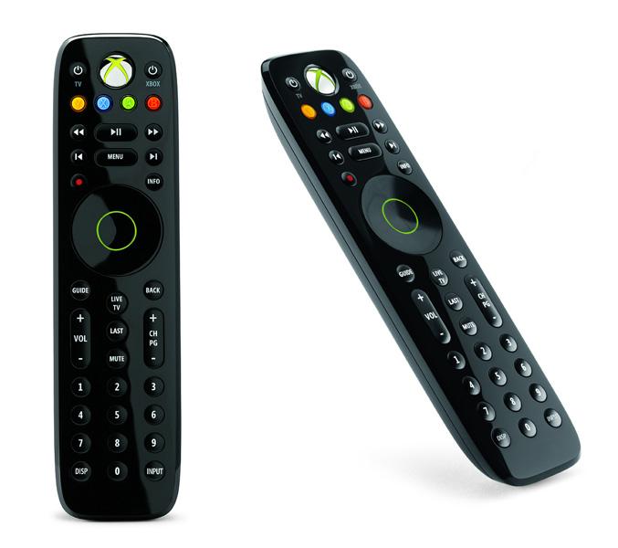 Microsoft Unveils Xbox 360 Media Remote And Bluetooth