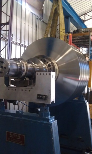 11000 pound Fluid Friction Dynamometer Rotor