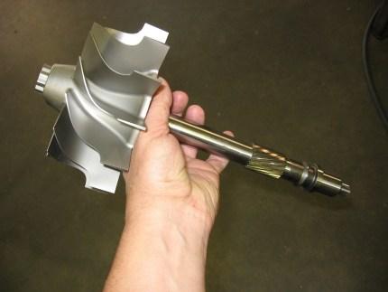 pneumatic belt grinder
