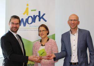 Kick-off_i-work Business Award_JenaWirtschaft