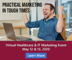 Virtual Healthcare and IT Marketing Event