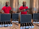 Floyd Mayweather shows off his $18m Billionaire diamond watch
