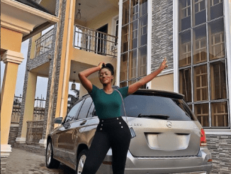 Linda Osifo Acquires A House In Lagos