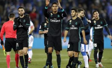 [Match Highlight] Leganes 1 – 0 Real Madrid (Watch Here)