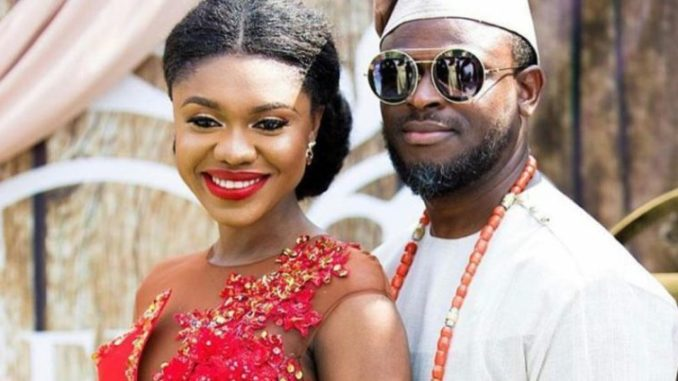 Becca Welcomes Baby Girl With Nigerian husband