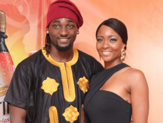 Check Out Gbenro Ajibade's Public Call Out Of His Wife Osas Ighodaro On Instagram