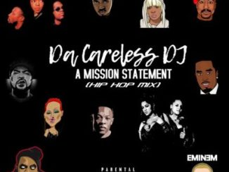 Da Careless DJ – A Mission Statement (Hip Hop Mix)