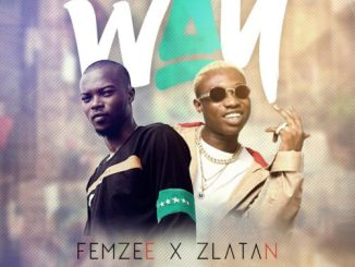 Femzee – Way ft. Zlatan (Prod. By Rexxie)