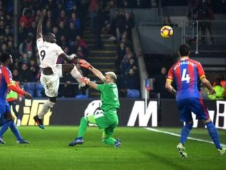 [Goals Highlight] Crystal Palace 1 – 3 Man United