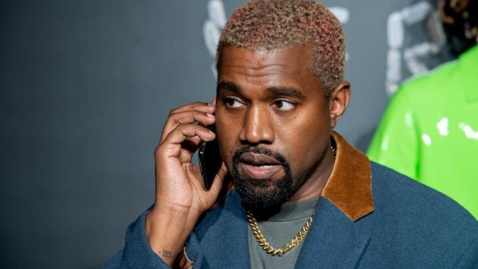 Kanye West Leads Another Charged Sunday Service
