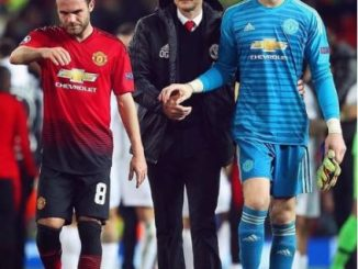 """Can """"Man Utd"""" Make A Come Back To Qualify For Champions League Quarter-Final?"""