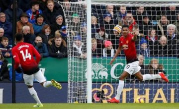 [Match Highlight] Leicester City 0 – 1 Manchester United