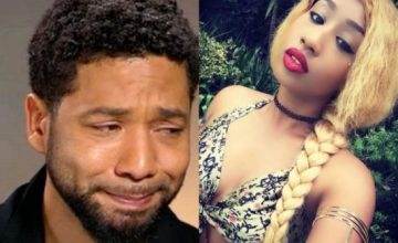 Victoria Kimani Reacts To Jussie Smollett's Arrest