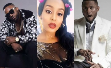 Emma Nyra Reacts To Iyanya And Ubi Franklin Beef
