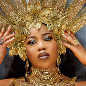 [PHOTOS] Toyin Lawani Is The Ethereal 'Orisa' For Taylor Live Magazine