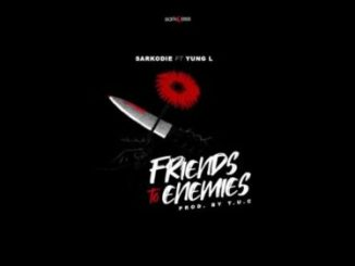 "Sarkodie – ""Friends To Enemies"" ft. Yung L"