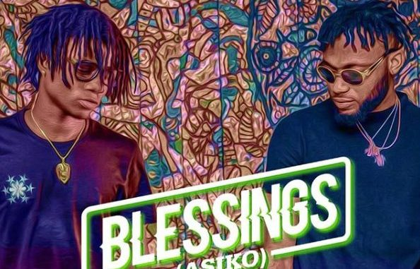 T-West – Blessings (Asiko) ft. Dremo