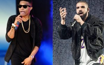 Watch-As-Drake-Brings-Wizkid-On-Stage-At-O2-Arena-350x230